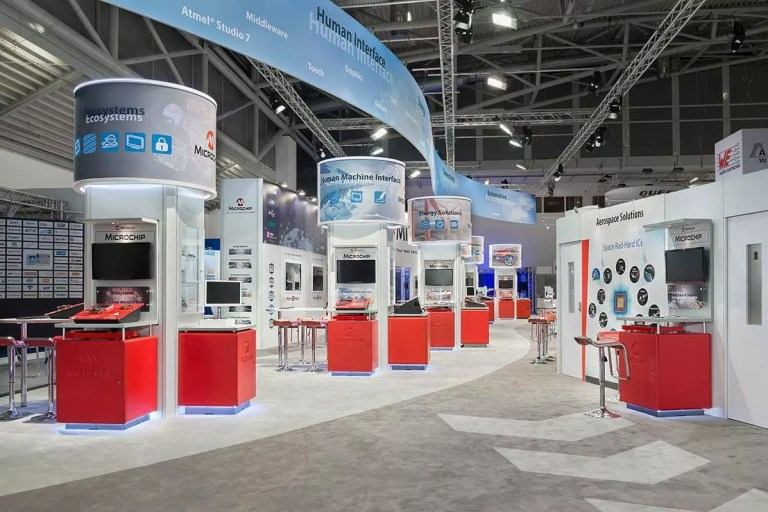 How To Go Green With Modular Exhibition Stand?