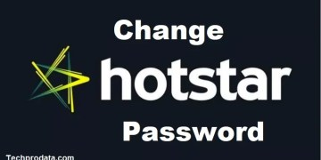 HOW TO CHANGE HOTSTAR PASSWORD