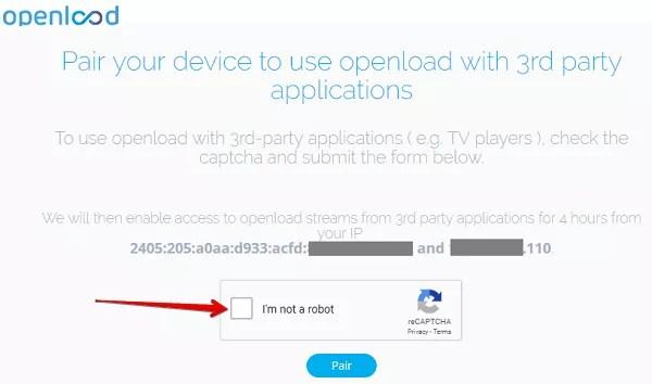 Olpair.com pair fix