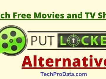 Top 10 Best Putlocker and SolarMovie Alternatives 2020