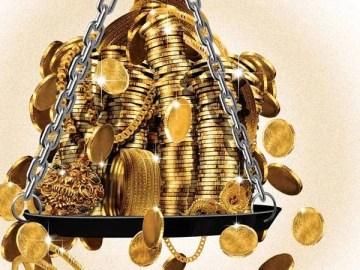 Better to pledge gold than borrow a loan