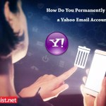How Do You Permanently Delete a Yahoo Email Account?