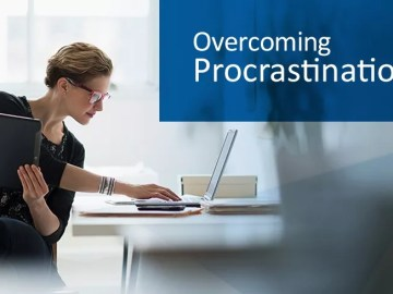 How do you stop procrastination during remote work?