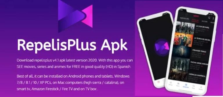 Download RepelisPlus APK
