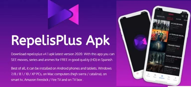 Download RepelisPlus APK
