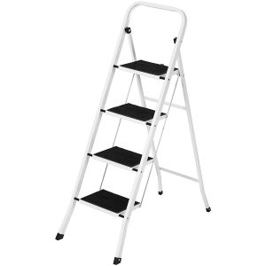 multi purpose ladder with platform