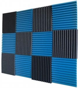 best way to soundproof a room by acoustic panels