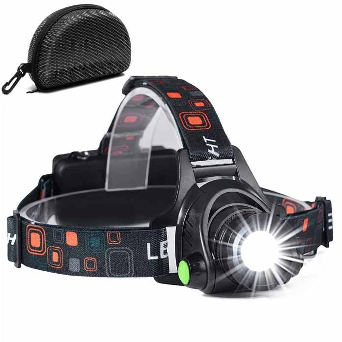 brightest led headlight