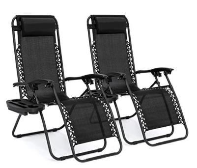 lightweight zero gravity recliner
