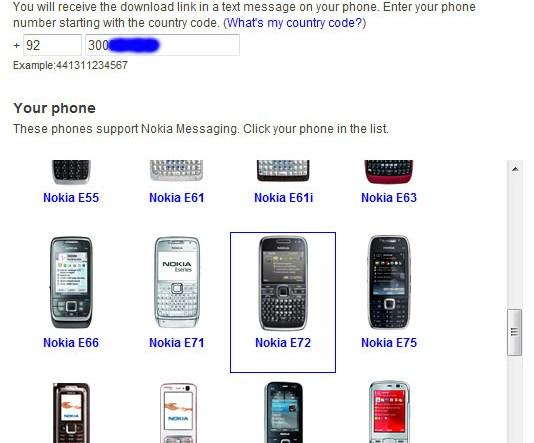 Configure Nokia Messaging on Nokia E72 - Tech Prolonged