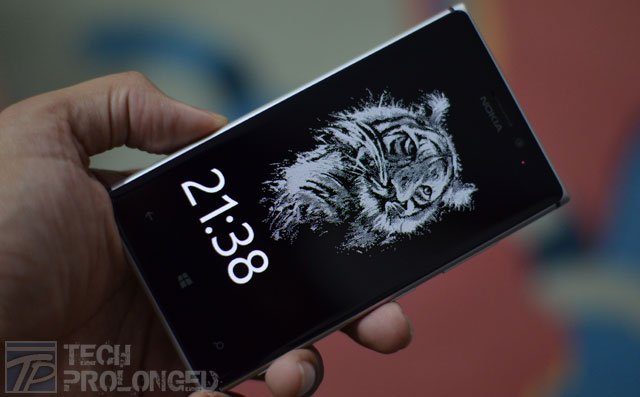 Glance Background Nokia BetaLabs