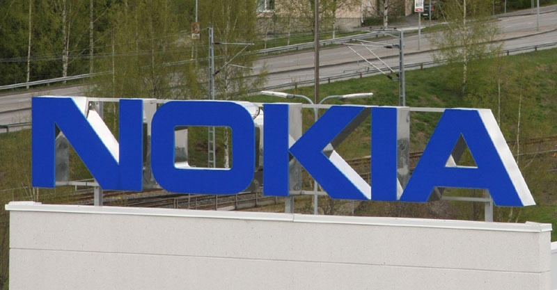 Nokia Hoarding