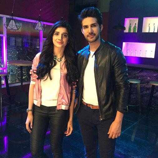 Mawra Hocane and Adeel Chaudhry