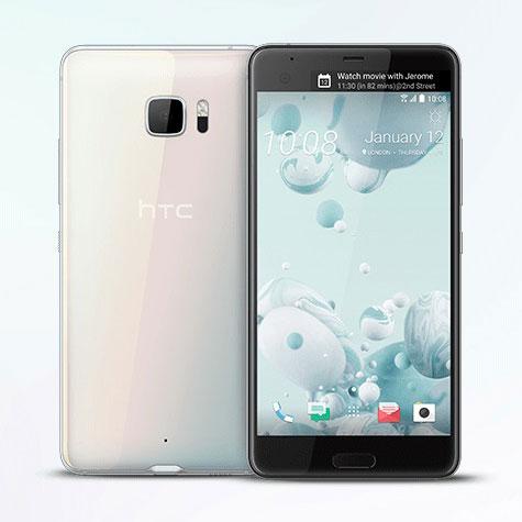 HTC U Ultra White