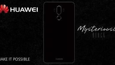 Huawei Mate 9 Matte Black Color