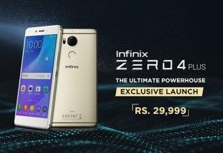 Infinix Zero 4 Plus Pakistan Price