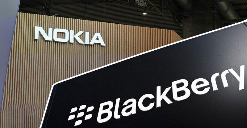 Nokia BlackBerry Lawsuit