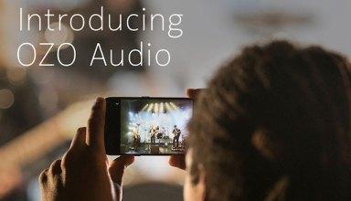 Nokia OZO Audio