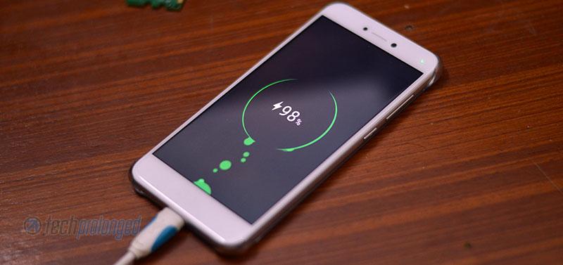 Honor 8 Lite - Battery Charging