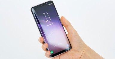 Samsung Galaxy S8 Hands-On
