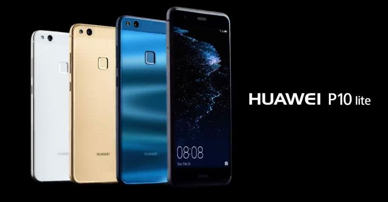 Huawei P10 Lite Feature