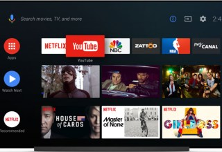 Android TV with Android O
