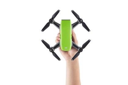 DJI Spark Drone Green