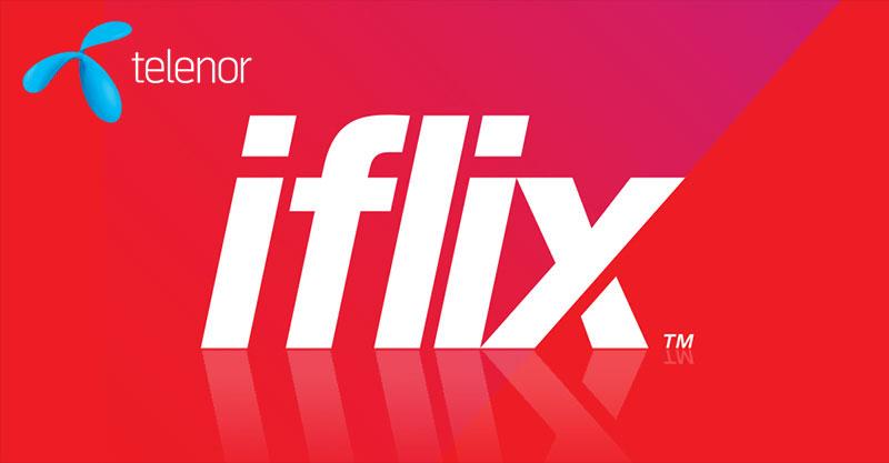 Telenor free iflix