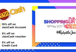 JazzCash Yayvo Shopping Day