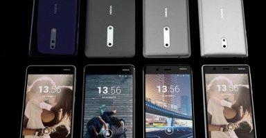 Nokia 9 and Nokia 8 Leaked