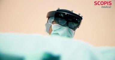 Scopis Microsoft HoloLens