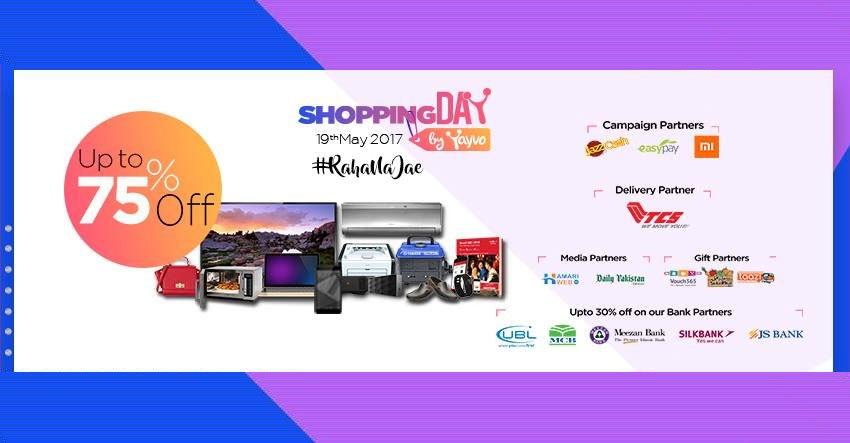 Yayvo Shopping Day