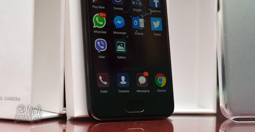 Huawei P10 Home Button