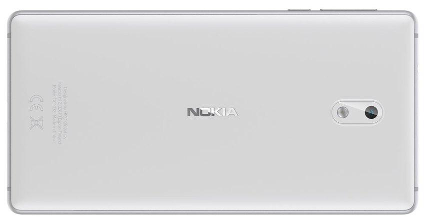 Nokia 3 Back Camera