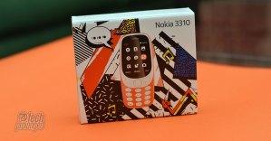 Nokia 3310 Original Retail Box