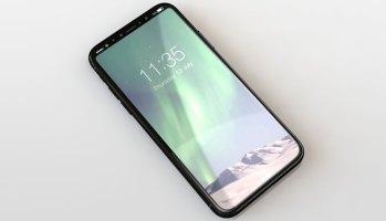 iPhone 8 Render Leak