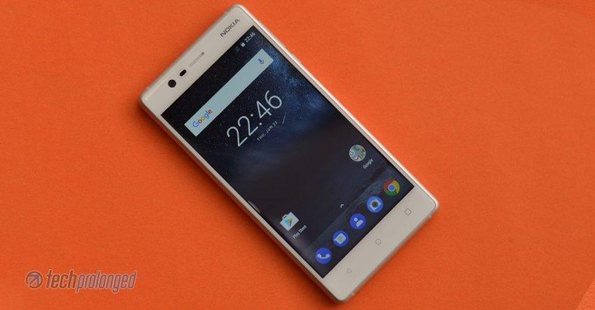 Nokia 3 Display