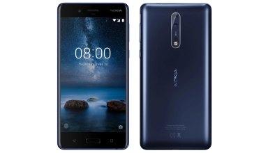 Nokia 8 TA-1012 Zeiss Lens Render Leak