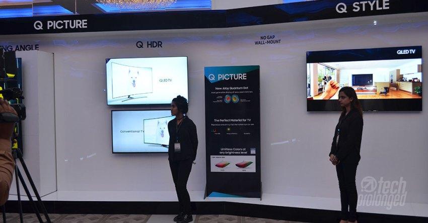 Samsung QLED TV 2017 Pakistan Launch