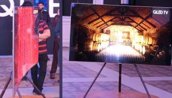 Samsung QLED TV Launch 2017 Pakistan