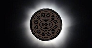 Android O - Oreo Solar Eclipse