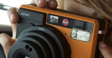 Leica Sofort Luxury Instant Camera