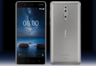 Nokia 8 Render