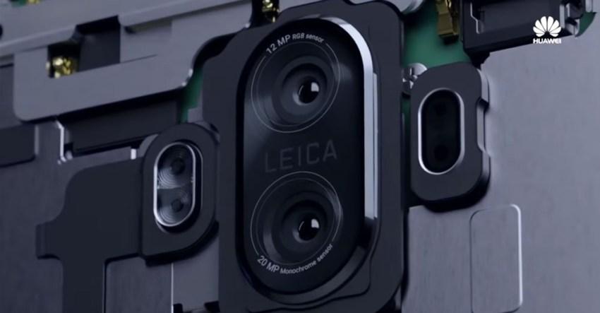 Huawei Mate 10 Leica Dual Camera Official