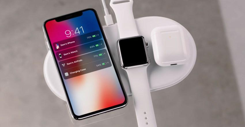 iPhone X - AirPower Wireless Charging