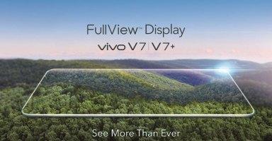 Vivo V7 - V7 Plus
