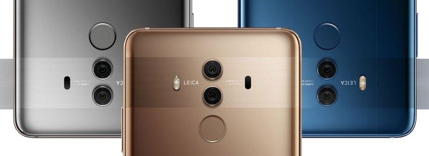Huawei Mate 10 Signature Camera Stripe