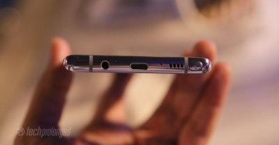 Galaxy Note 8 audio jack USB Type C