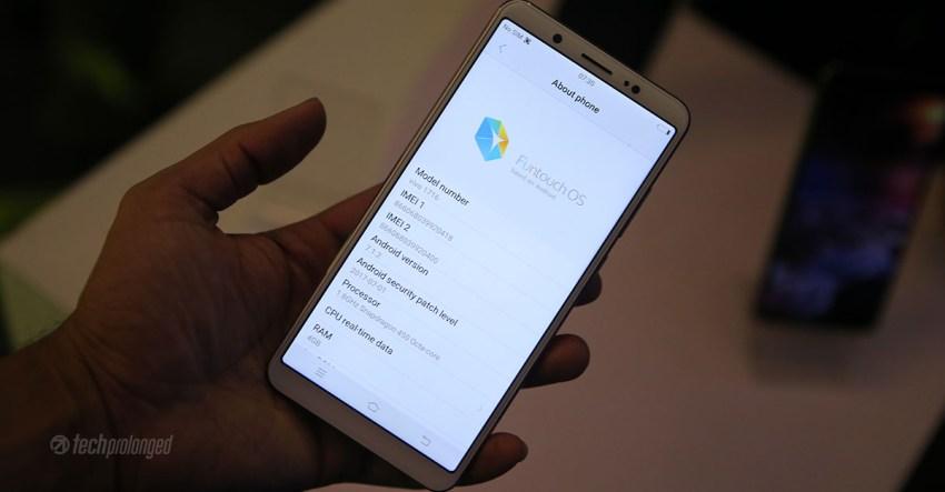 Vivo V7 Plus Features