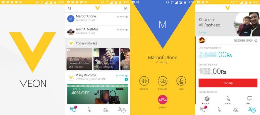 VEON App by Jazz
